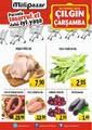 Milli Pazar Market 08 Temmuz 2020 Kampanya Broşürü! Sayfa 1 Önizlemesi