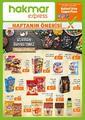 Hakmar Express 21 Temmuz - 03 Ağustos 2020 Kampanya Broşürü! Sayfa 1