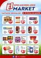 E1-Market 23 - 30 Temmuz 2020 Kampanya Broşürü! Sayfa 4 Önizlemesi