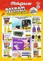 Milli Pazar Market 28 - 31 Temmuz 2020 Kampanya Broşürü! Sayfa 1