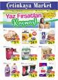 Çetinkaya Market 10 - 19 Temmuz 2020 Kampanya Broşürü! Sayfa 1