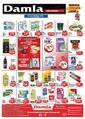 Ankara Damla Market 16 - 26 Temmuz 2020 Kampanya Broşürü! Sayfa 1