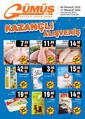 Gümüş Ekomar Market 09 - 21 Temmuz 2020 Kampanya Broşürü! Sayfa 1