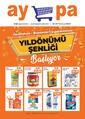 Aypa Market 18 - 26 Temmuz 2020 Kampanya Broşürü! Sayfa 1