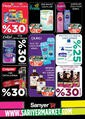 Sarıyer Market 24 Temmuz - 05 Ağustos 2020 Kampanya Broşürü! Sayfa 16 Önizlemesi