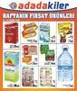 Adadakiler Market 10 - 12 Temmuz 2020 Kampanya Broşürü! Sayfa 1