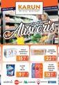 Karun Gross Market 01 - 20 Temmuz 2020 Kampanya Broşürü! Sayfa 1
