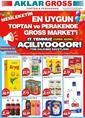 Aklar Toptan Market 17 - 31 Temmuz 2020 Kampanya Broşürü! Sayfa 1 Önizlemesi