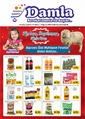 Damla Market Gaziantep 27 Temmuz - 16 Ağustos 2020 Kampanya Broşürü! Sayfa 1