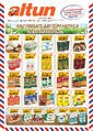 Altun Market 10 - 19 Temmuz 2020 Kampanya Broşürü! Sayfa 1