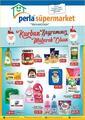 Perla Süpermarket 21 - 31 Temmuz 2020 Kampanya Broşürü! Sayfa 1
