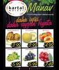 Kartal Market 17 - 19 Temmuz 2020 Manav İndirimleri Sayfa 1