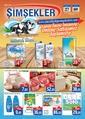 Şimşekler Hipermarket 27 Temmuz - 09 Ağustos 2020 Kampanya Broşürü! Sayfa 1