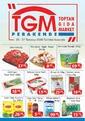 TGM Market 25 - 27 Temmuz 2020 Kampanya Broşürü! Sayfa 1