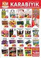 Karabıyık Market 25 Temmuz - 09 Ağustos 2020 Kampanya Broşürü! Sayfa 1 Önizlemesi