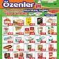 Özenler Market 28 Temmuz - 10 Ağustos 2020 Kampanya Broşürü! Sayfa 1