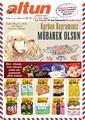 Altun Market 29 Temmuz - 05 Ağustos 2020 Kampanya Broşürü! Sayfa 1