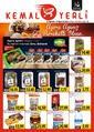 Kemal Yerli Market 22 - 31 Ağustos 2020 Kampanya Broşürü! Sayfa 1