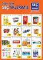 Seç Market 05 - 11 Ağustos 2020 Kampanya Broşürü! Sayfa 1
