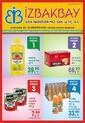 İzbakbay 20 - 30 Ağustos 2020 Kampanya Broşürü! Sayfa 1