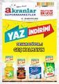 Akranlar Süpermarket 10 - 25 Ağustos 2020 Kampanya Broşürü! Sayfa 1