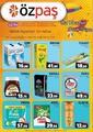Özpaş Market 12 - 26 Ağustos 2020 Kampanya Broşürü! Sayfa 1 Önizlemesi