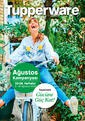 Tupperware 03 - 30 Ağustos 2020 Kampanya Broşürü! Sayfa 1