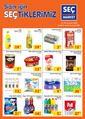 Seç Market 12 - 18 Ağustos 2020 Kampanya Broşürü! Sayfa 1