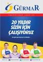 Gürmar Süpermarket 01 - 16 Ağustos 2020 Kampanya Broşürü! Sayfa 1