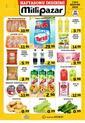 Milli Pazar Market 07 - 09 Ağustos 2020 Kampanya Broşürü! Sayfa 1