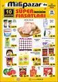 Milli Pazar Market 10 - 16 Ağustos 2020 Kampanya Broşürü! Sayfa 1