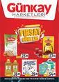 Günkay Market 15 - 25 Ağustos 2020 Kampanya Broşürü! Sayfa 1