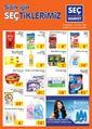 Seç Market 26 Ağustos - 01 Eylül 2020 Kampanya Broşürü! Sayfa 1