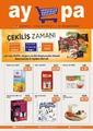Aypa Market 13 - 19 Ağustos 2020 Kampanya Broşürü! Sayfa 1