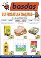Başdaş Market 21 - 30 Ağustos 2020 Kampanya Broşürü! Sayfa 1