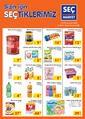 Seç Market 19 - 25 Ağustos 2020 Kampanya Broşürü! Sayfa 1