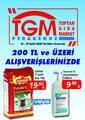 TGM Market 10 - 27 Eylül 2020 Kampanya Broşürü! Sayfa 1