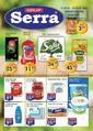 Serra Market 11 - 20 Eylül 2020 Kampanya Broşürü! Sayfa 1