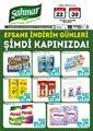 Şahmar Market 22 - 30 Eylül 2020 Kampanya Broşürü! Sayfa 1