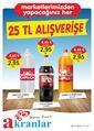 Akranlar Süpermarket 16 Eylül - 16 Ekim 2020 Fırsat Ürünleri Sayfa 1