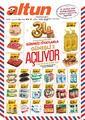 Altun Market 10 - 20 Eylül 2020 Güneşli Mağazasına Özel Kampanya Broşürü! Sayfa 1