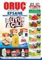 Oruç Market 10 - 20 Eylül 2020 Kampanya Broşürü! Sayfa 1