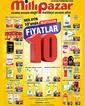 Milli Pazar Market 10 Eylül 2020 Kampanya Broşürü! Sayfa 1