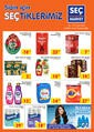 Seç Market 16 - 22 Eylül 2020 Kampanya Broşürü! Sayfa 1