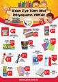 YHM Alışveriş Merkezleri 10 - 30 Eylül 2020 Kırtasiye Kampanya Broşürü! Sayfa 1