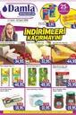 Damla Market 11 - 22 Eylül 2020 Kampanya Broşürü! Sayfa 1