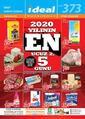 İdeal Hipermarket 25 - 29 Eylül 2020 Kampanya Broşürü! Sayfa 1