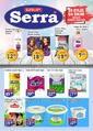Serra Market 25 Eylül - 04 Ekim 2020 Kampanya Broşürü! Sayfa 1