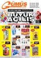 Gümüş Ekomar Market 25 - 30 Eylül 2020 Kampanya Broşürü! Sayfa 1