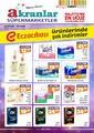 Akranlar Süpermarket 25 Eylül - 05 Ekim 2020 Kampanya Broşürü! Sayfa 1